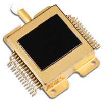 DLD640 Uncooled Infrared FPA Detector