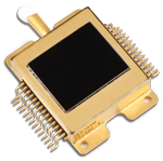 DLD640(17μm) Uncooled Infrared FPA Detector